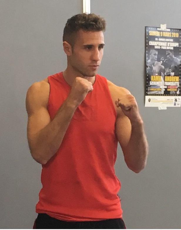 Maxime BENTEJAC quitte la boxe amateur
