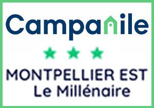 Réserver votre chambre d'hôtel avec notre partenaire CAMPANILE – LE MILÉNAIRE